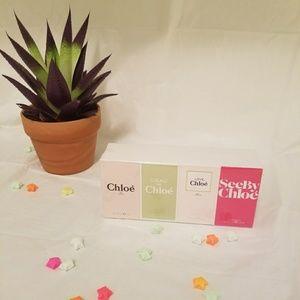 Chloe Mini Eau De Parfum - Set of 4